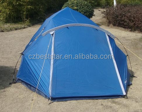 automatic open tent for family camping