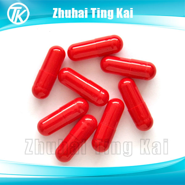 free sample edible empty HPMC capsules size 3