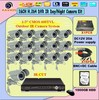 H.264 Motion detection function remote watching outdoor all in one cctv camera dvr kit clg-7116T