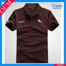 2014 Short Sleeves Sex New Design Polo T Shirt for Men