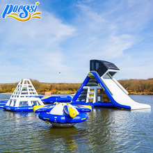 2018 High Quality Summer Game Popular Floating Water Park Equipment for Sale