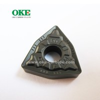 Carbide insert factory directly sale/WNMG432-ZM for external steel turning/carbide cutting tools