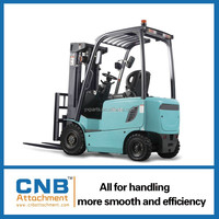 Electric Battery 1.5 Ton Forklift Truck