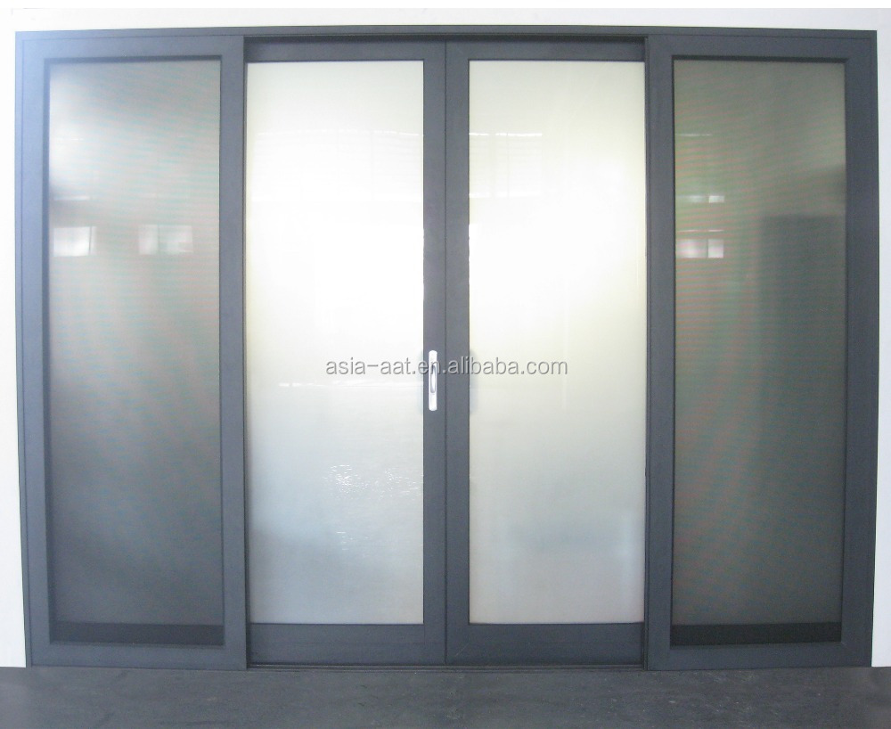 Custom-made aluminum alloy sliding door indoor or outdoor usd