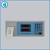Microcomputer pressure control machine for testing