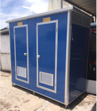 Accessible Modular Prefab Toilet, High Quality Mobile Toilet China Used Portable Toilets For Sale