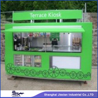 Shanghai utility JX-FS280E ,Special mobile tricycle food vending cart for sale