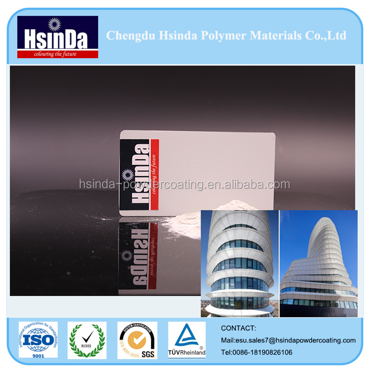 Uv Protection spray powder coating for HITACHI building/medical/elevator equipment