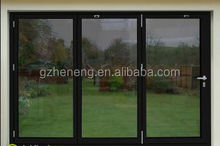 Aluminum Sliding Doors /warehouse sliding door/powder coated aluminum sliding door