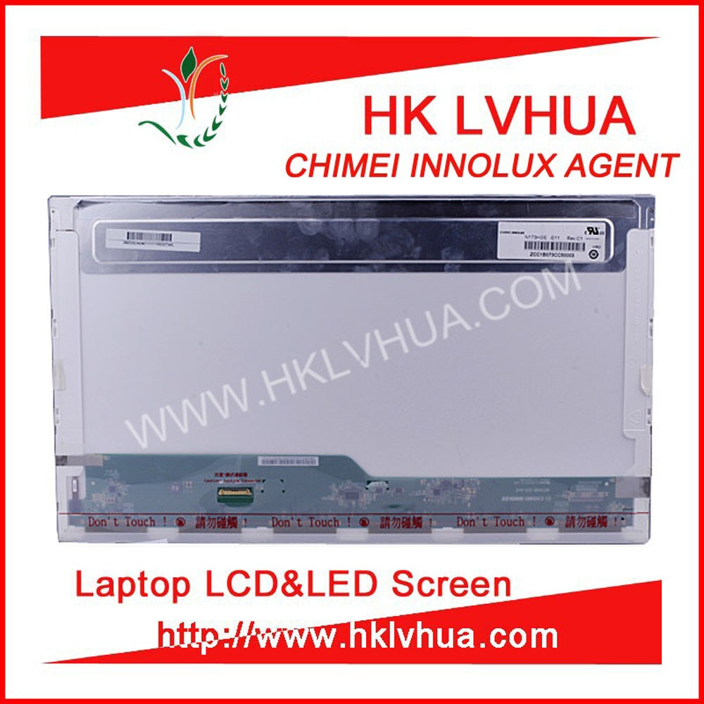 wholesale refurbished laptops 17.3 normal Matte B173HTN01.1 N173HGE-E11 LCD Screen for Laptop for parts laptop hp