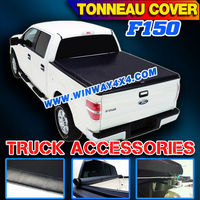 LOCK&ROLL UP SOFT TONNEAU COVER FORD F-150 2004+ SUPERCREW CAB