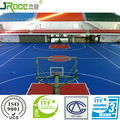 professional silicon pu futsal court floor for indoor