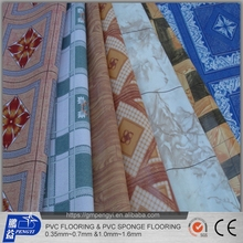 Top Sale Manufactory Synthetic Covering Carpet PVC Floor For Volleyball Court