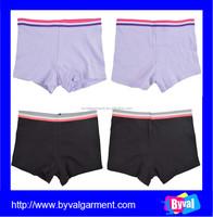 OEMseamless boxers underwear/child underwear boy,child boxer shorts underwear
