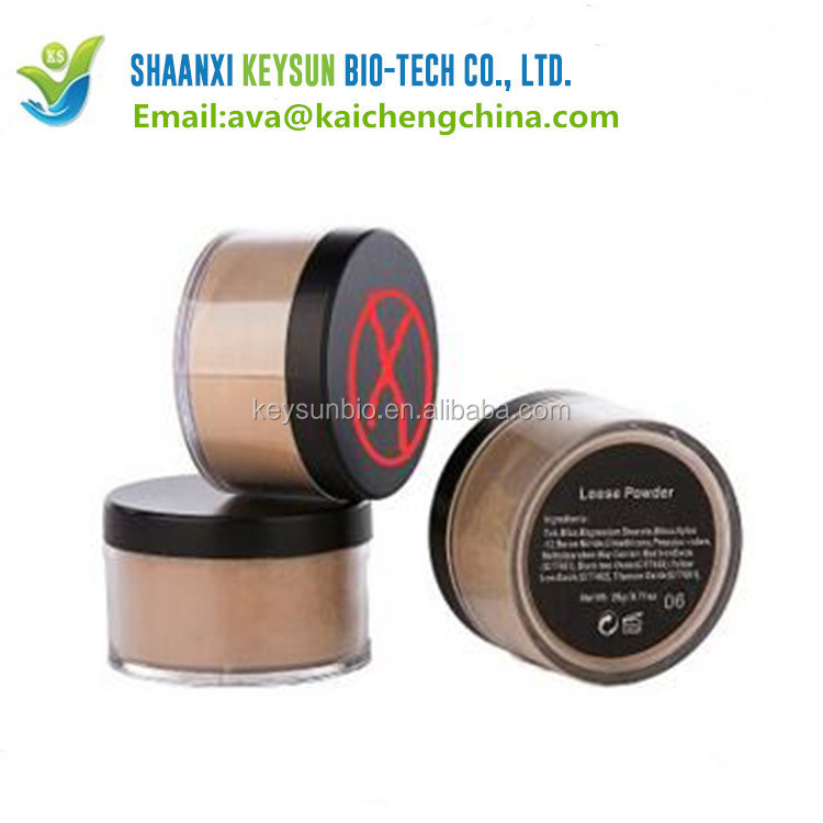 Recommend Cosmetic Loose Powder Foundation OEM Make Up Powder Waterproof Face Powder