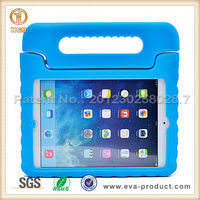 Young children shock proof EVA stand case cover for iPad mini 2