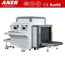 K8065 table and reliable x ray baggage scanners airport X-ray luggage scanner machine X ray inspection equipment