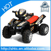 Plastic toys electric motor car