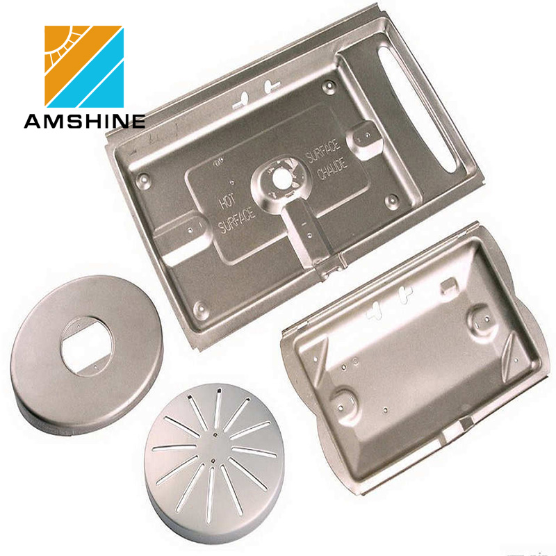 Professional Manufacturer High Technology Metal Stamping And Plating Parts