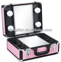Small beauty bag with lift up mirror D9520K