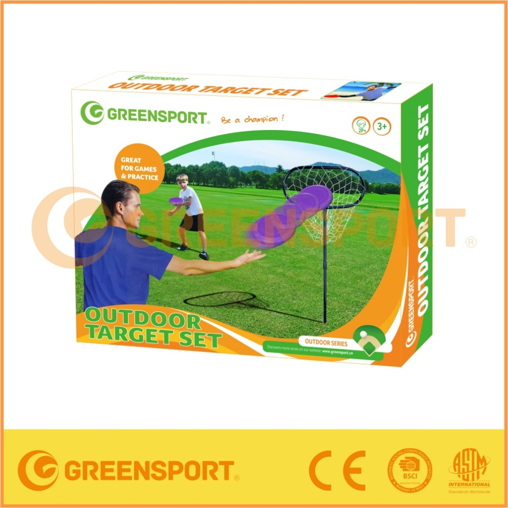 GSGF31N outdoor target disc golf set garden game