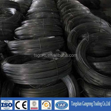 low carbon iron and steel material tie wire