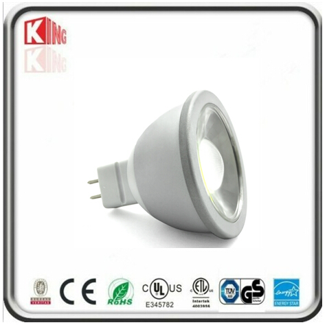 high effective 80Ra 3W 300LM MR11 mr16 led spot light 4000k