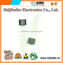 Digital Switch Bipolar Switch Open Drain Hall Effect SS41F SS411 IC