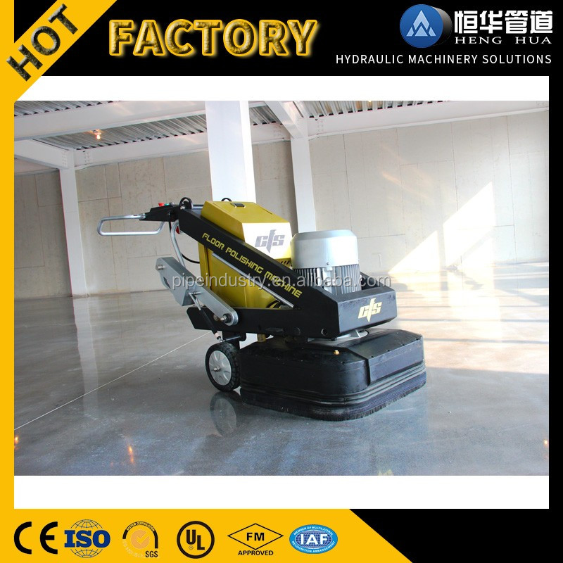 Epoxy Removal Machine/floor grinding and polishing machine/planetary concrete flooor grinder