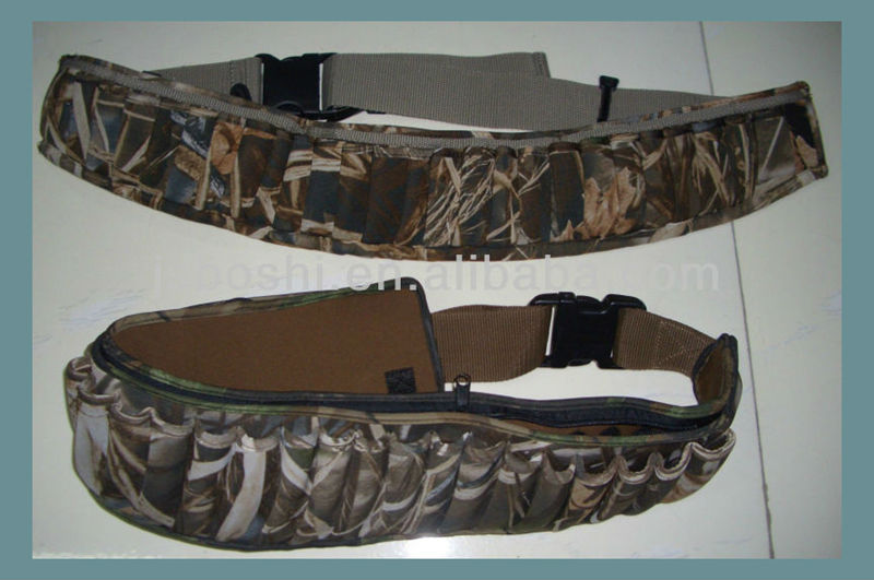3mm Neoprene Camo Huntinng Bullet Bag