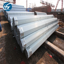 ms galvanized steel pipe factory ! 5inch sch40 scaffolding gi pipe