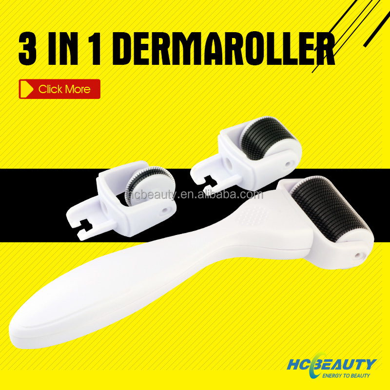 China hot sale home and beauty salon use derma roller dermaroller mt
