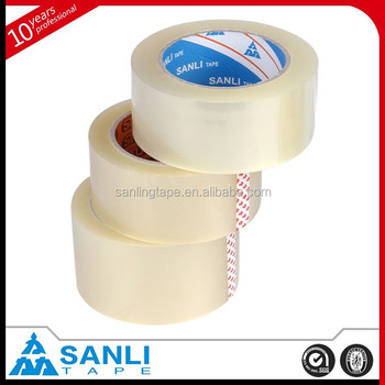 BOPP Material Packing Tape 10 years factory