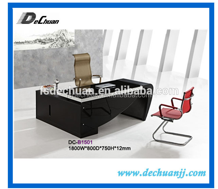 Modern guangzhou furniture market office desk