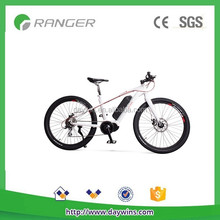 mid drive motor electric bike with bafang max mid drive system