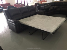single round couch sofa Bed Air Leather Sofa Couch