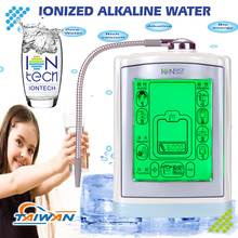 IT-577 Iontech supreme LCD touch screen alkaline tabletop water dispenser