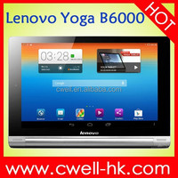 Lenovo Yoga B6000 3G Android Tablet PC 8 Inch IPS Touch Screen 1GB/16GB Aluminum shell Case 6000mAh Big Battery Double Cameras