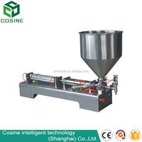 plastic ampoule forming liquid filling machine