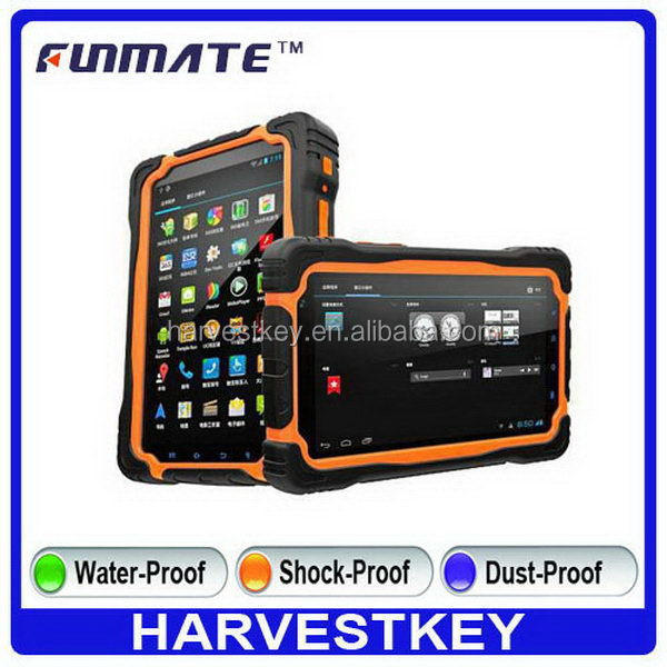 Quality new coming T70 8M Camera cheapest 7inch a370 rugged tablet