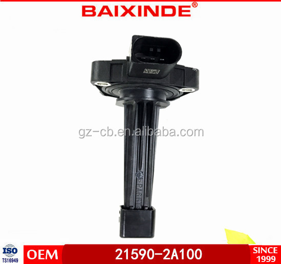 BAIXINDE Engine Oil Level Sensor 21590-2A100 For Hyundai i40 i30 Santa FE IX35 IX55 09-12