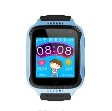 G900A High Quality Touch Screen GPS Tracker Smart Watch With Camera And Flashlight