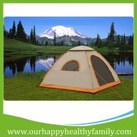 3-4 Person Camping Portable Pop Up Beach Sun Shade Tent