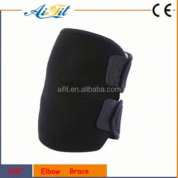 Aifit D37 Tennis Elbow Brace Optimal for Relief of Stressed Forearm Muscles Soft Pad