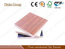 high quality plain texture mdf wood board