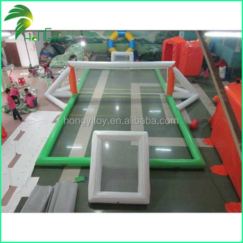 Funny & Durable Customized OEM Inflatable Football Field