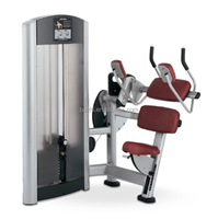 FDXF-19 abdominal crunch machine gym equipment