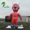 Large Event Display PVC Inflatable Cartoon Devil Mascot Model Balloon