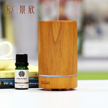 Oem Available wood oil diffuser humidifier grain ultrasonic
