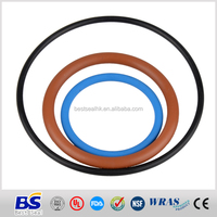 natural rubber o rings for medical or shoe industry